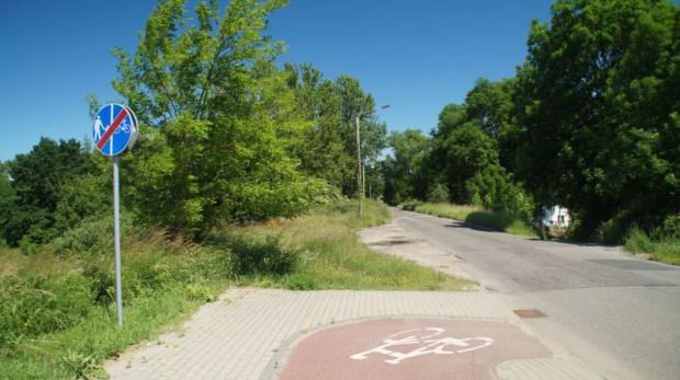 Nowa droga dla rowerów na Wyspie Sobieszewskiej będzie miała około 7 kilometrów.