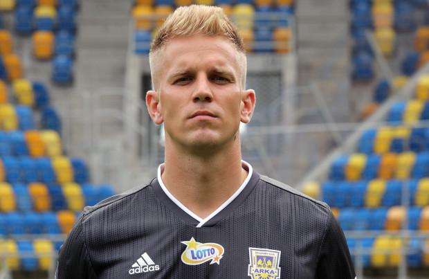 Daniel Kajzer został nowym bramkarzem Arki Gdynia. Zapewne o numer jeden rywalizować będzie z Kacprem Krzepiszem.