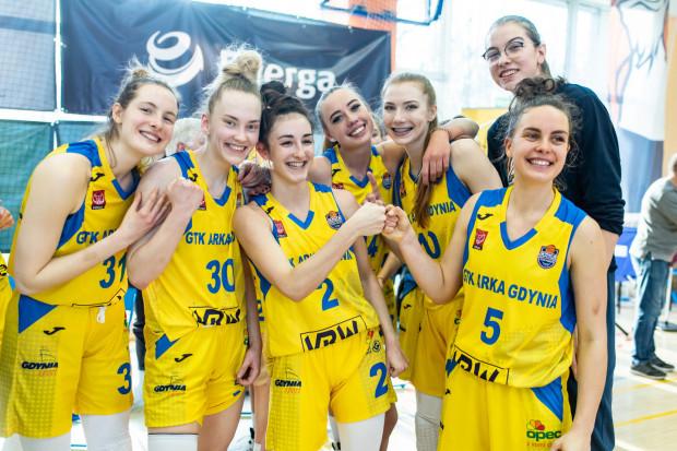 Koszykarki GTK Arki Gdynia będą czwartym zespołem z Trójmiasta w Energa Basket Lidze Kobiet.