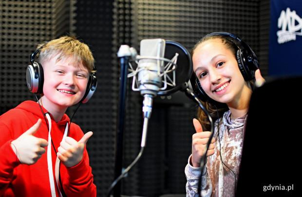 Gabrysia Borys i Szymon Lubicki
