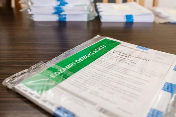 W tym roku egzamin odbył się niemal dwa miesiące później, niż pierwotnie planowano.