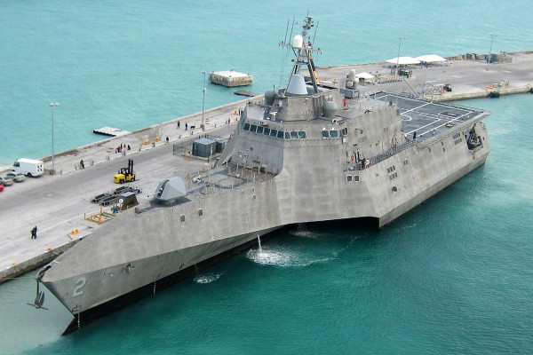 USS Independence czyli LCS 2