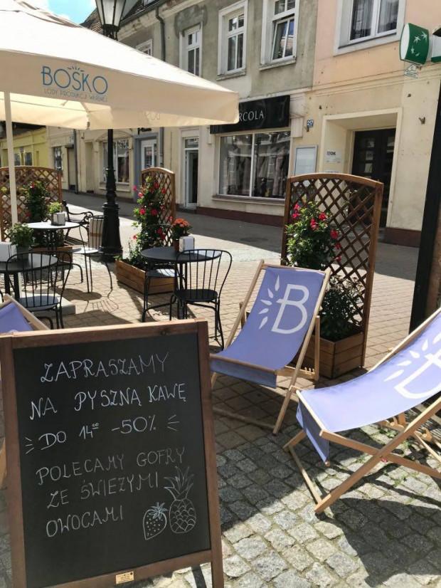 Nowy lokal w Wejherowie został otwarty w maju nieopodal rynku.