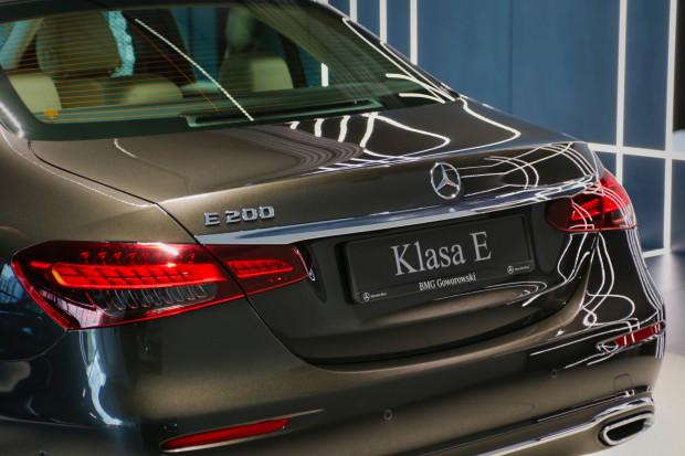 Mercedes-Benz Klasa E po faceliftingu