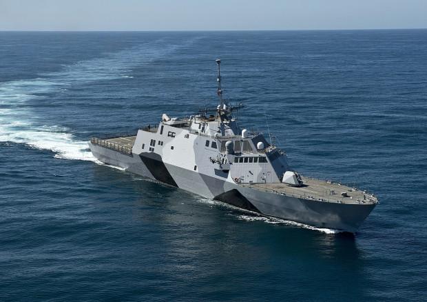 USS Freedom czyli okręt LCS1.