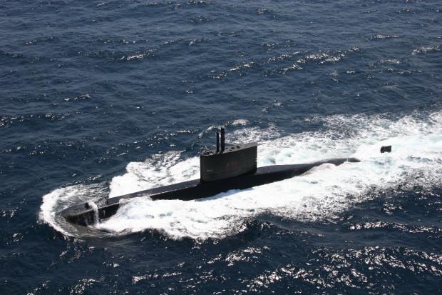 Brazylijski okręt podwodny Tapajo był wystawiony na sprzedaż.