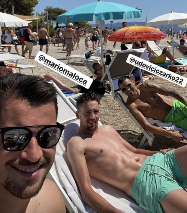 Alomerović, Maloca, i Udovicić.