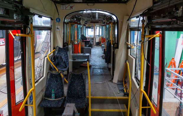 W 2018 r. zmodernizowano 12 tramwajów typu N8C, wymieniając m.in. elementy układu napędowego oraz instalacje elektryczne. Koszt prac wyniósł wówczas ok. 1 mln zł za pojazd.