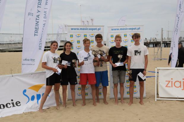 Siatkarskie turnieje Ziaja Cup w Sopocie dobiegły końca, ale nadal można korzystać z plażowych boisk.