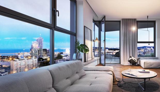 Jedną z niewielu gdyńskich ofert nowych mieszkań w wyższym budownictwie jest Portova Invest Komfortu.