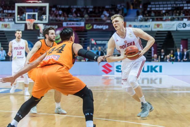 Karol Gruszecki (z prawej) związał się z Treflem Sopot dwuletnim kontraktem.