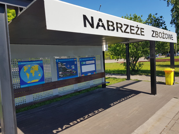 Radni Nowego Portu podjęli inicjatywę wykorzystania zawieszonych tramwajów wodnych do kursowania między Nabrzeżem Zbożowym a Twierdzą Wisłoujście.