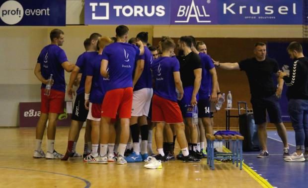 Piłkarze ręczni Torus Wybrzeże Gdańsk wstrzymali treningi.