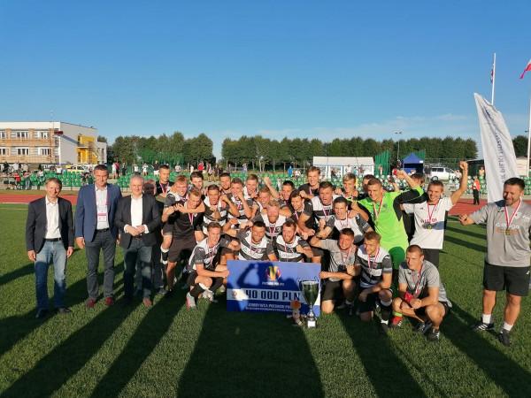 Jaguar Gdańsk wygrał wojewódzki Puchar Polski. Jako nagrodę otrzymał 40 tys. zł.