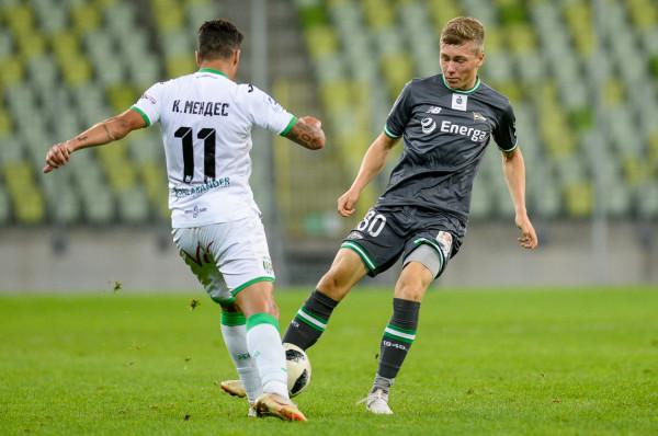 Mateusz Sopoćko na wypożyczeniu do I ligi wywalczył awans z Podbeskidziem Bielsko-Biała. Teraz czeka go rywalizacja o regularną grę w barwach Lechii Gdańsk, której jest wychowankiem.