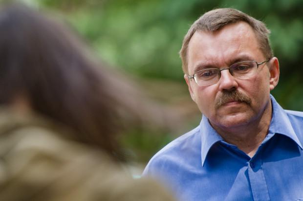 Piotr Dwojacki był znanym miejskim aktywistą. Zmarł niespodziewanie, na zawał serca, 31 lipca 2017 r.