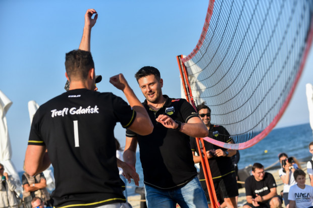 Drobne, bo drobne, ale wreszcie trener Michał Winiarski ma powody do radości. W Treflu Gdańsk pojawili się pierwsi ozdrowieńcy.