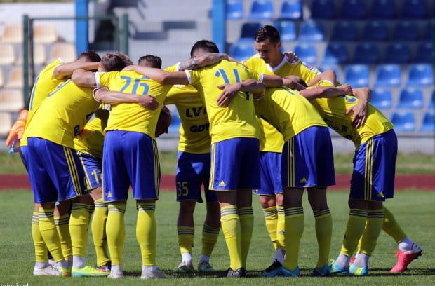 21 piłkarzy Arki Gdynia zagrało w drugim sparingu w letnim okresie przygotowawczym.