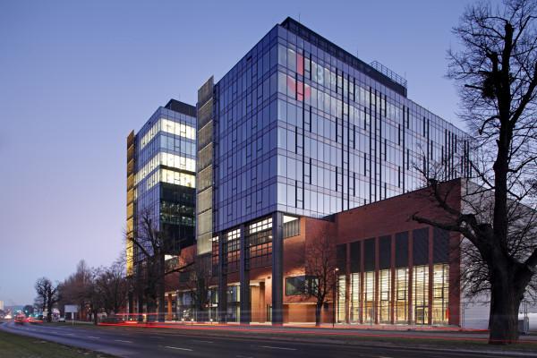 Bank Gospodarstwa Krajowego ma nową siedzibę w gdańskiej Alchemii.
