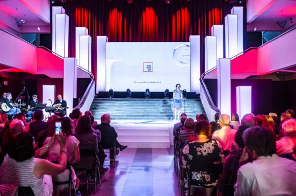 Gala Nagrody Literackiej Gdynia, podobnie jak rok temu (zdjęcie z 2019 roku), odbędzie się w Muzeum Emigracji. Jednak obecne realia na pewno wpłyną na jej kształt.
