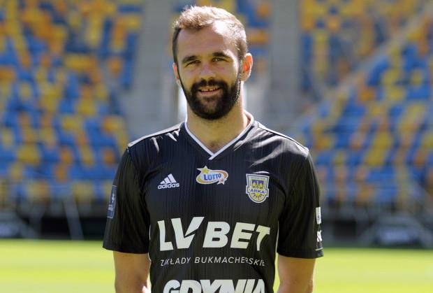 Andrzej Witan został nowym bramkarzem Arki Gdynia.