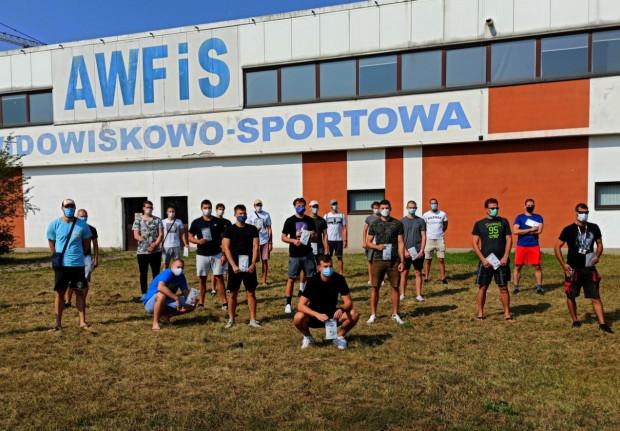 Piłkarze ręczni Torus Wybrzeże Gdańsk pomyślnie przeszli testy na koronawirusa - wszyscy uzyskali wynik negatywny.