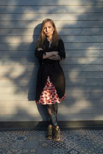 """Z Dorotą Masłowską będzie można się spotkać dwukrotnie. W sobotę o 18 autorka opowie o swojej nowej książce """"Jak przejąć kontrolę nad światem 2"""", a w niedzielę o 14 razem z Martą Dymek porozmawiają o popularnej """"Jadłonomii""""."""