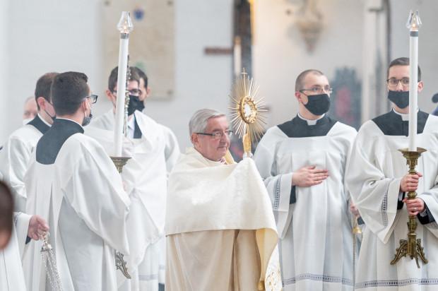 Abp Sławoj Leszek Głódź 13 sierpnia 2020 odszedł na emeryturę kościelną.