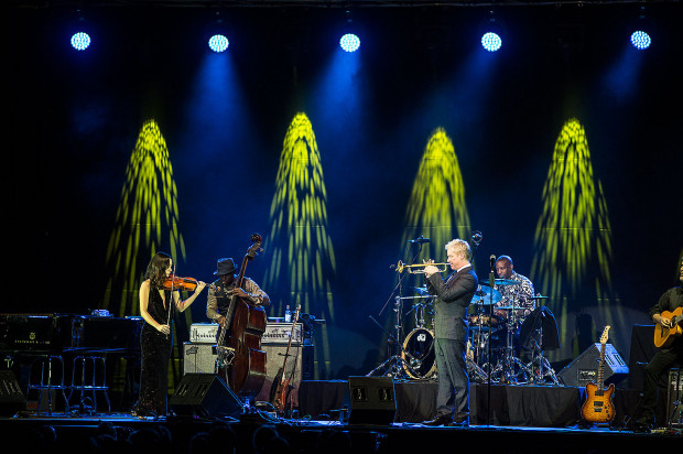 Chris Botti oczarował publiczność zgromadzoną w Gdyni.