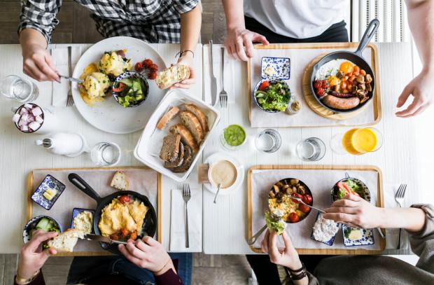 W sopockim White Marlin śniadania podawane są już od 7:30.