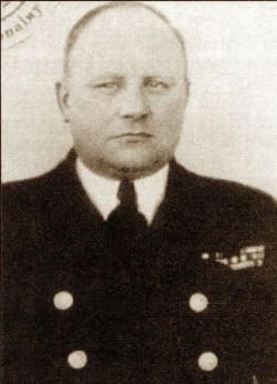 Kmdr Stanisław Mieszkowski