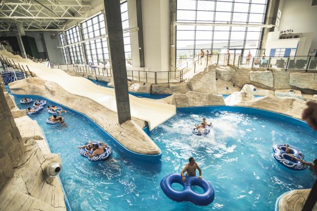 Atrakcje w Aquaparku Reda