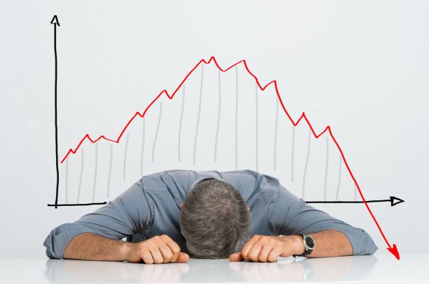 W lipcu 2020 r. upadłość ogłosiło 58 firm, co oznacza wzrost o 31,8 proc. wobec lipca 2019 roku.