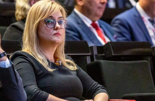 Magdalena Adamowicz mówi, że odniesie się do zarzutów, gdy się z nimi zapozna, bo na razie dowiedziała się o nich z mediów.