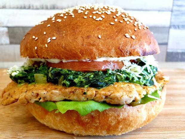 Burgermania to opcja na duży głód.