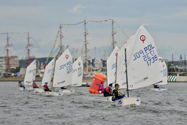 Volvo Gdynia Sailing Days to jedna z największych imprez żeglarskich w Polsce.