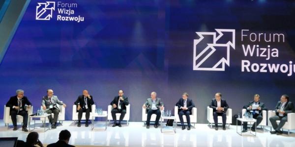 Trzecia edycja Forum Wizja Rozwoju - największego wydarzenia gospodarczego północnej Polski odbędzie się w terminie 24-25 sierpnia w Gdyni.