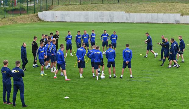 Arka Gdynia informuje, że kadra I-ligowej drużyny jest niemal kompletna.