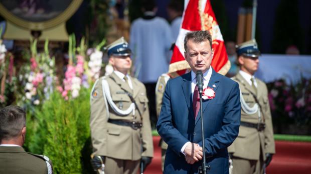 Gospodarzem uroczystości na Westerplatte będzie Mariusz Błaszczak, minister obrony narodowej.