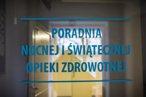 Poradnie Nocnej Obsługi Chorych w czasie pandemii już nie są tak oblegane przez pacjentów jak wcześniej. Zdecydowana większość pacjentów otrzymuje pomoc w formie teleporad.