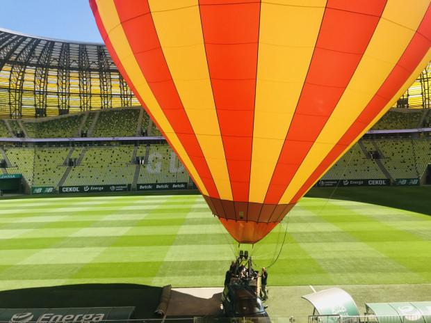 W dniach 5-6 września na Wyspie Sobieszewskiej będzie można wziąć udział w pasażerskim locie balonem.