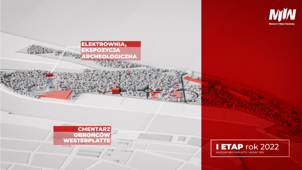 Inwestycja zostanie podzielona na trzy etapy. Jej koszt oszacowano na ok. 200 mln zł.
