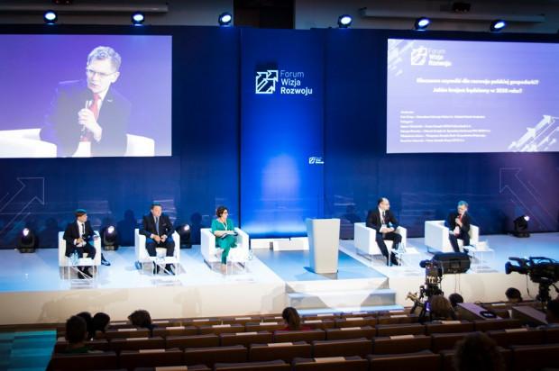 W Gdyni zakończyło się największe wydarzenie gospodarcze w północnej Polsce - Forum Wizja Rozwoju.