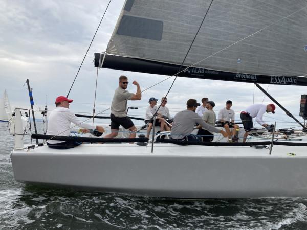 W Gdańsku 20 załóg rywalizowało w morskich mistrzostwach  Polski ORC International.