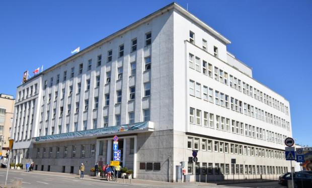 Zakażony urzędnik pracował w siedzibie Urzędu Miasta Gdyni przy al. Marsz. Piłsudskiego.