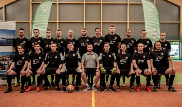Pomerania Gdańsk zaczęła rywalizację w B klasie. W ciągu pięciu lat chce jednak awansować do wyższych lig.