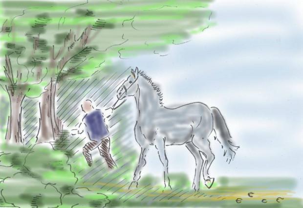 Według legendy spisanej przez Jerzego Sampa nazwa Cygańska Góra wywodzi się od historii Cygana, niesłusznie oskarżonego o kradzież konia.