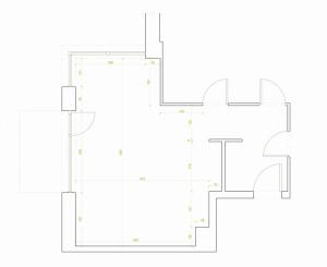Kształt i wymiary pomieszczenia
