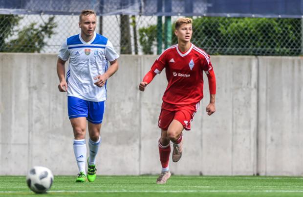 Igor Jankowski chciałby w tym sezonie zdobyć 10 goli w III lidze. 17-latek ma już na koncie 2 bramki, choć zagrał dopiero w jednym meczu.