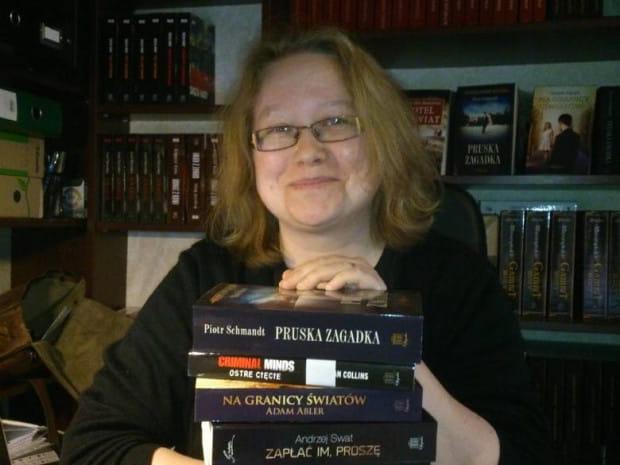 Jolanta Świetlikowska: Największa porażka? Chyba niewydanie kilku serii, do których się przymierzaliśmy. Ale zawsze można to nadrobić. Sukces? Mamy naprawdę wspaniałych autorów - to niesamowity sukces.